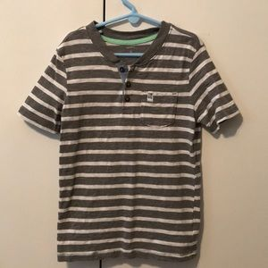 Carter's striped tee size 8